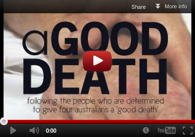 Documentary A Good Death