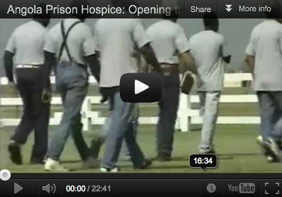 Documentary Angola Prison Hospice: Opening the Door