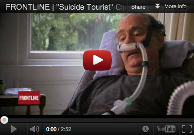 Documentary Frontline Suicide Tourist
