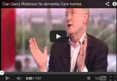 Can Gerry Robinson Fix Dementia Care Homes
