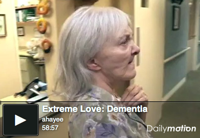 Extreme Love  Dementia Louis Theroux BBC