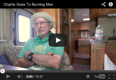 Documentary Charlie Goes to Burning Man
