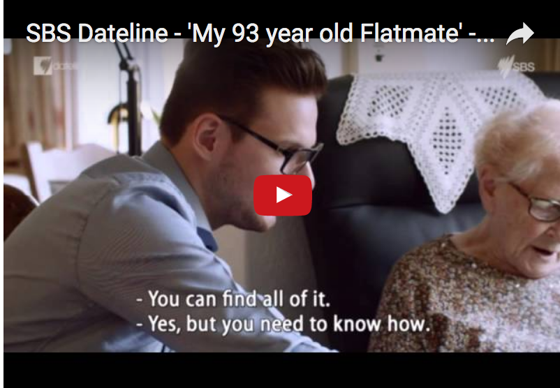 Documentary My 93 Year Old Flatmate