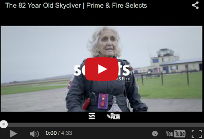 Documentary The The 82 Year Old Sky Diver
