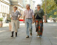 walking program for seniors