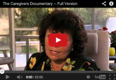 The Caregivers Documentary Alzheimers Caregivers